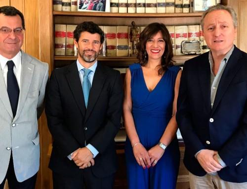 Bufete Rosales firma un acuerdo de colaboración con FSIE Madrid