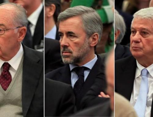 Acuerdo de Bufete Rosales con Andrés Herzog en el caso Bankia