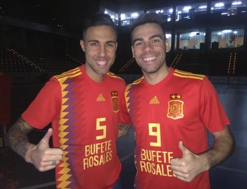 Sorteo de 20 entradas para el partido España-Brasil