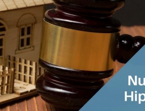 Notas sobre la nueva Ley Hipotecaria