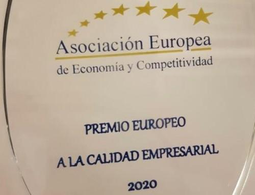 Bufete Rosales galardonado con el Premio Europeo a la Calidad Empresarial