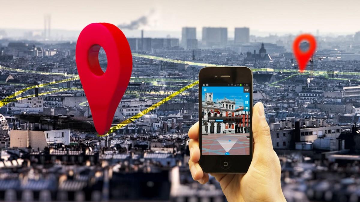 Rastreo de móviles por geolocalización